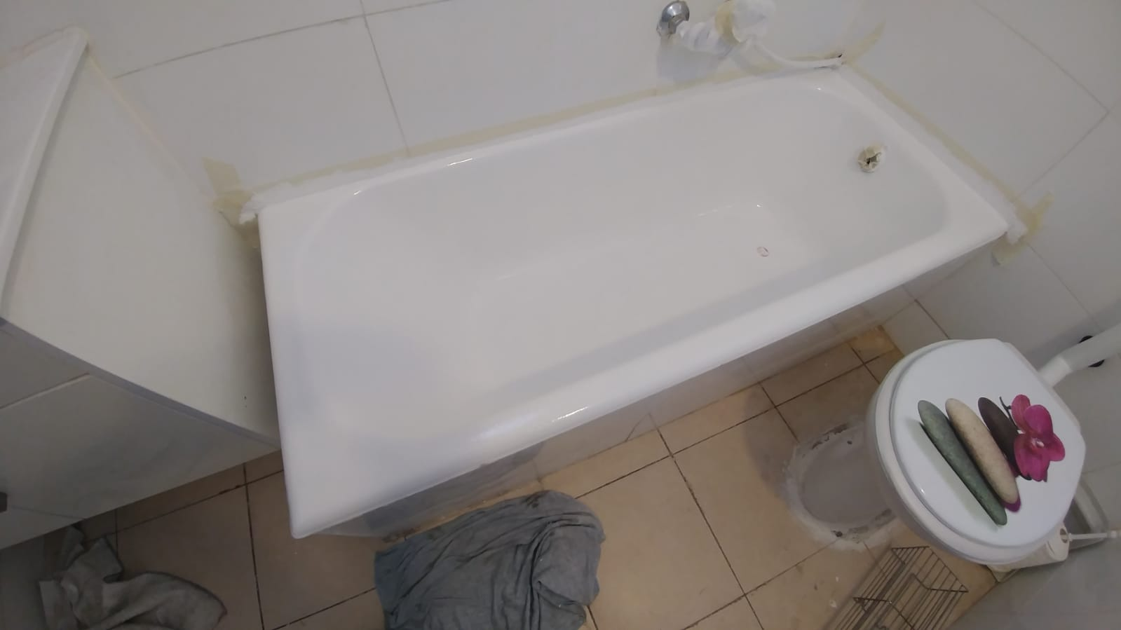 חידוש אמבטיה