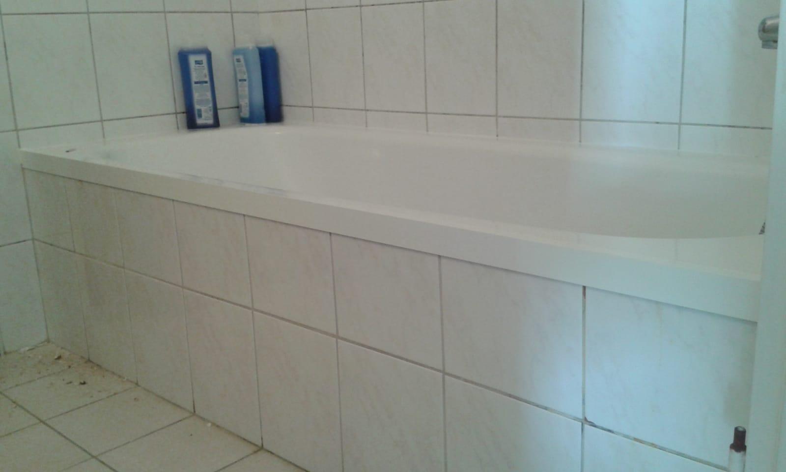 חלודה באמבטיה