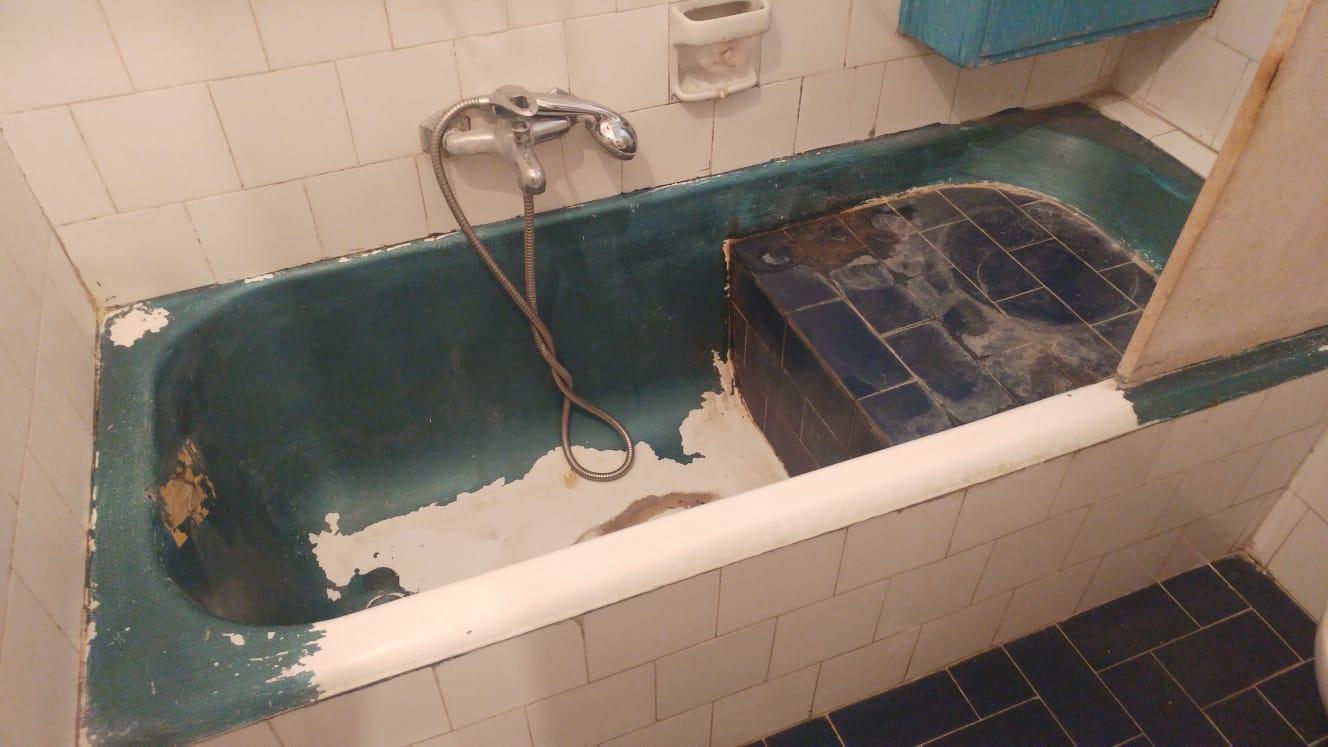 חידוש אמבטיות